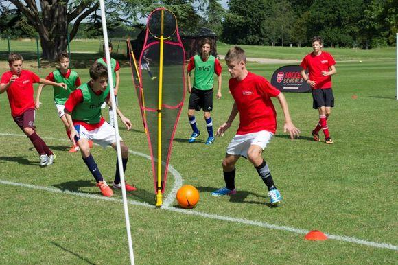 IntegralEdu Arsenal Soccer School 2