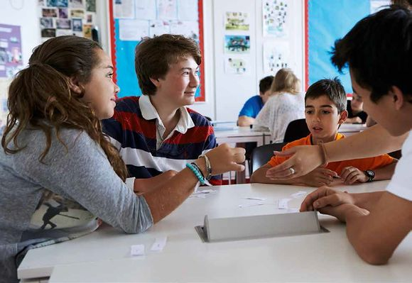 brillantmont classroom