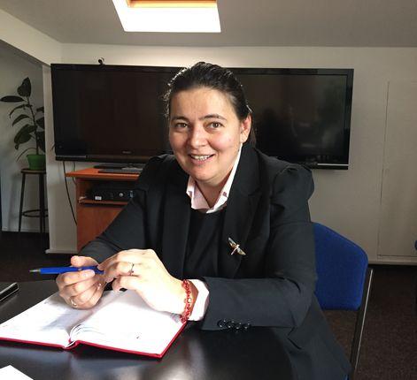 dr. Daniela Mosoiu Hospice Casa Sperantei