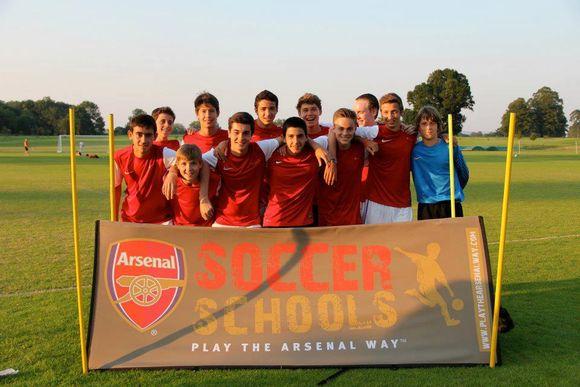 integraledu Arsenal Soccer School