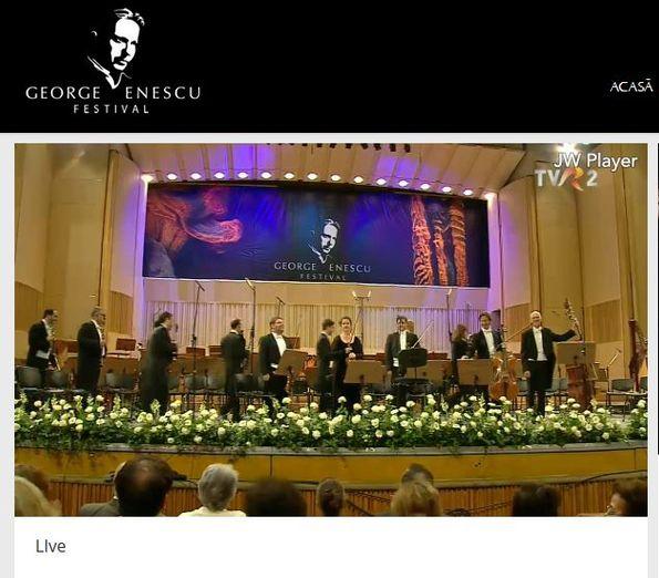 Festival Enescu Live