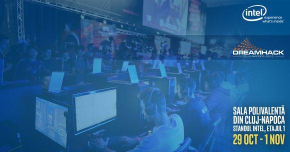 Intel la DreamHack Cluj-Napoca 2015
