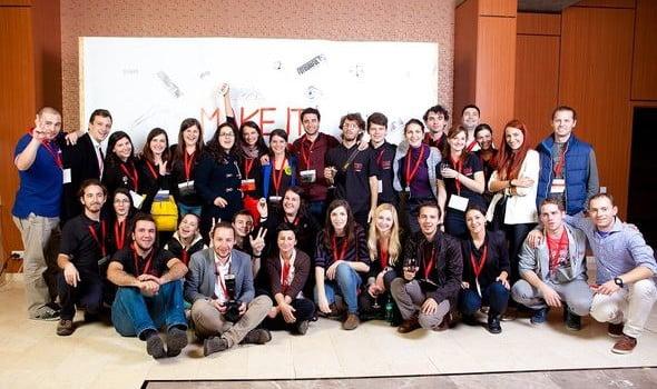 TEDxBucharest - Echipa organizatoare