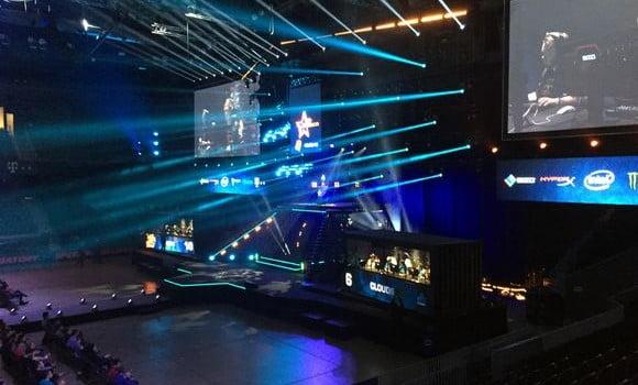 Intel Dreamhack Cluj