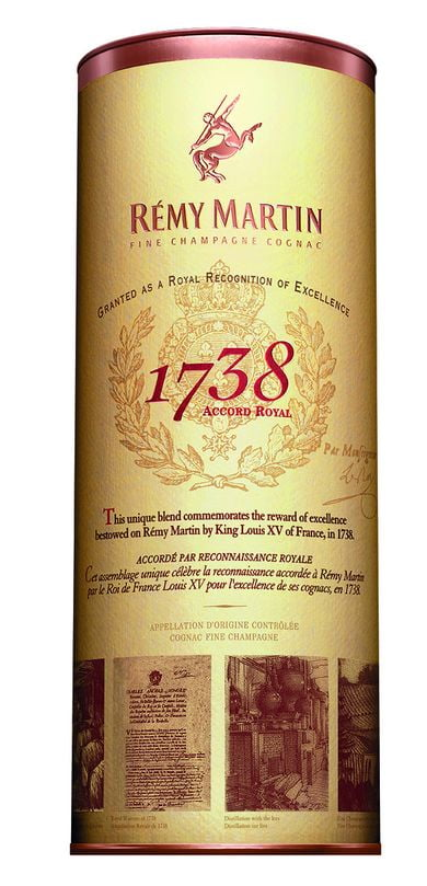 Remy Martin 1738 Accord Royale 3