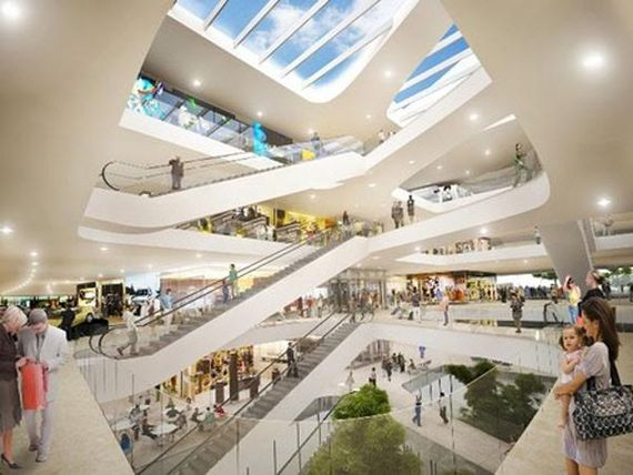 mega mall saint gobain