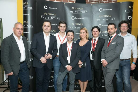 Juriu & Finalisti Chivas The Venture