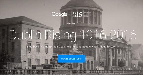 google irlanda 1916-2016