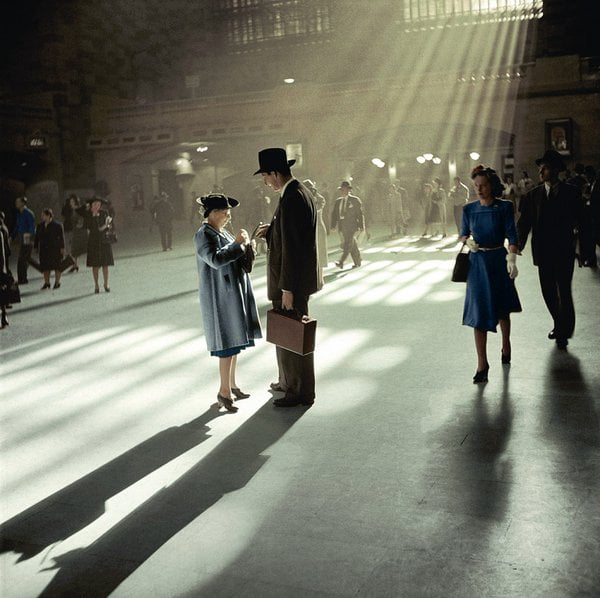 grand central, new york, 1942 - Copie