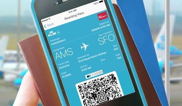 KLM facebook Messenger 2