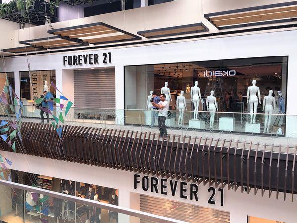 Parklake forever 21