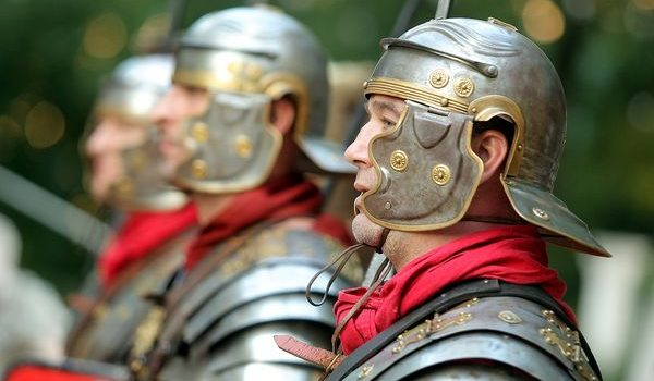 HISTORY Garda Romana Vremea barbarilor