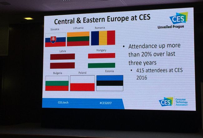 ces 2017 central europe