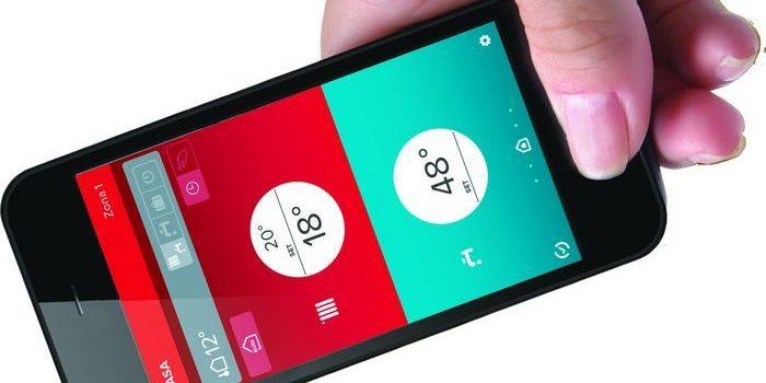 aplicatie mobila ariston net