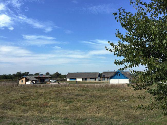 Satul construit de deținuți în Delta Dunării