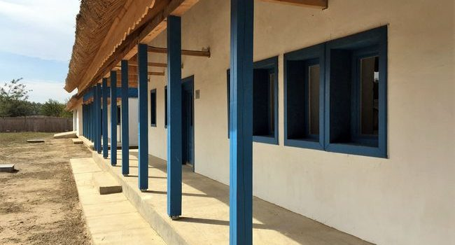 sat traditional construit de detinuti in delata dunarii
