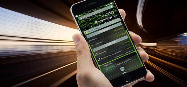 widget-|Raiffeisen Bank mobile banking