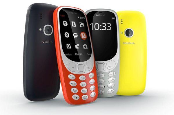 Nokia 3310 range