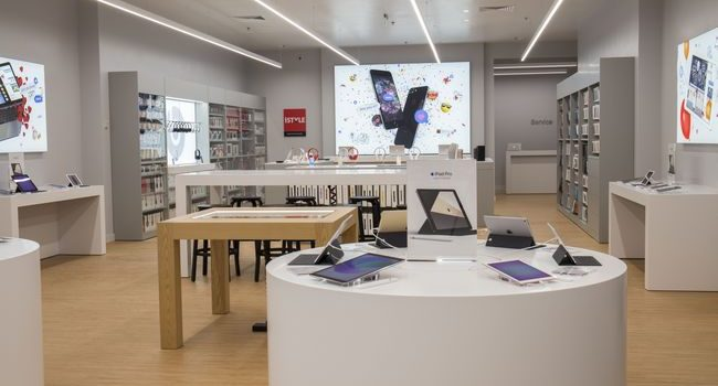 apple magazin istyle baneasa (1)