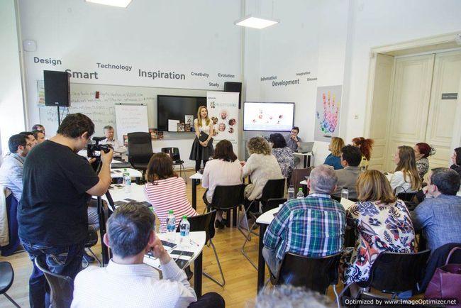 profesori samsung smart classroom