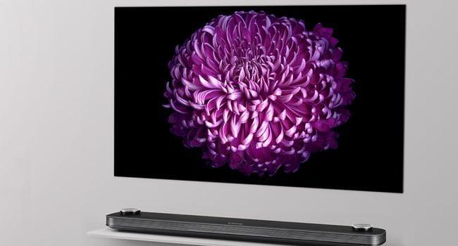 LG OLED TV seria W