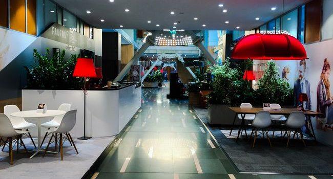 myhive s-park bucharest lobby