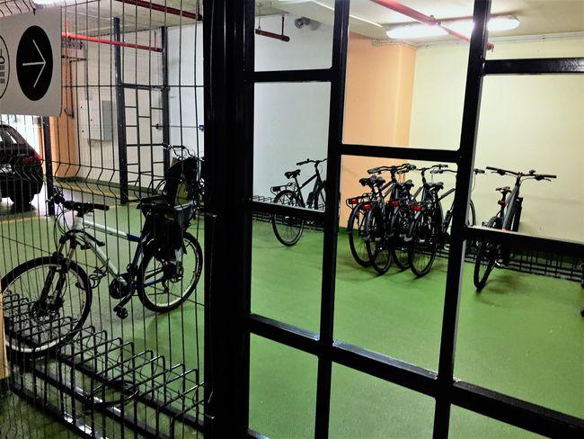 myhive s-park bucharest parcare biciclete