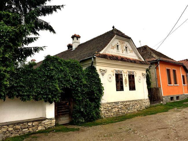 Miclosoara casa oaspeti fundatia kalnoky