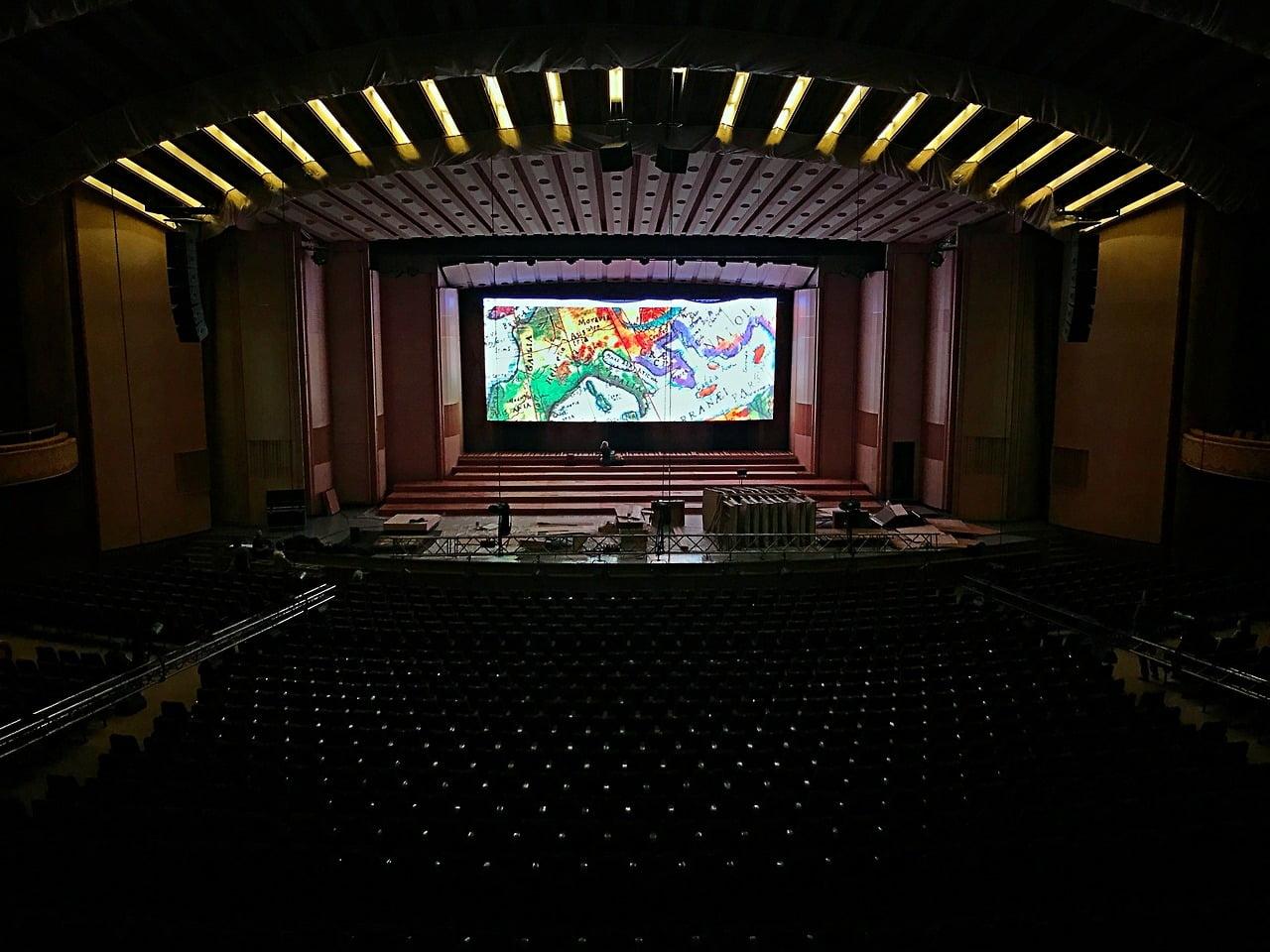 spectacol multimedia festival enescu