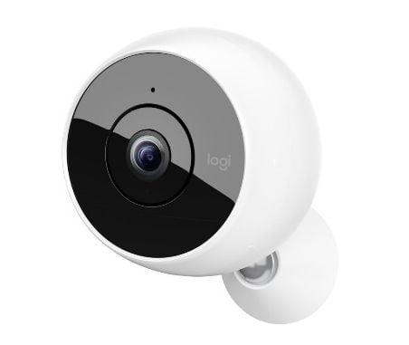 logitech camera securitate
