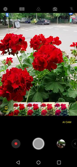 AI foto smartphone