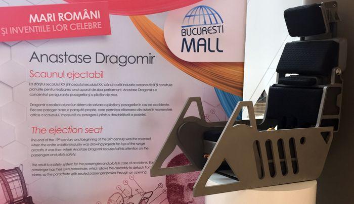 scaun ejectabil bucuresti mall