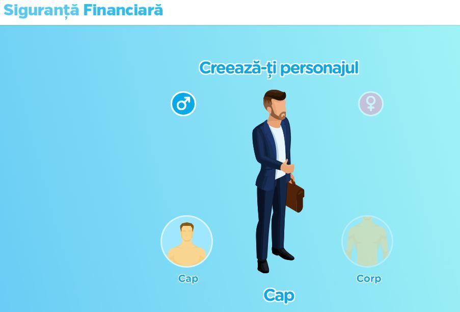 siguranta financiara joc