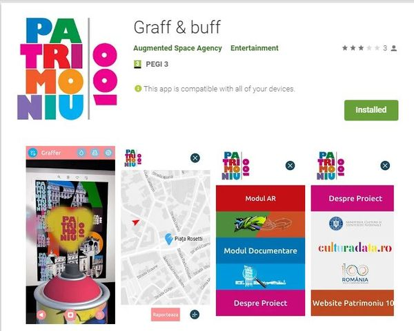 graff buff app