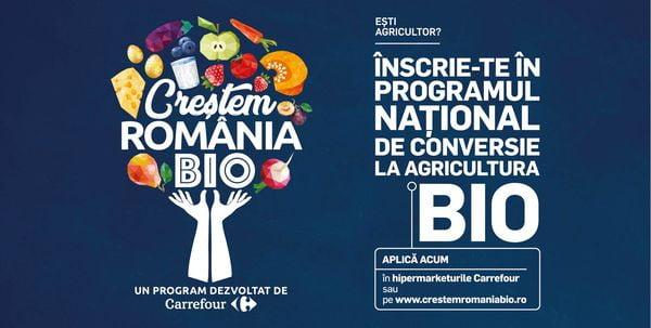 Creștem România BIO