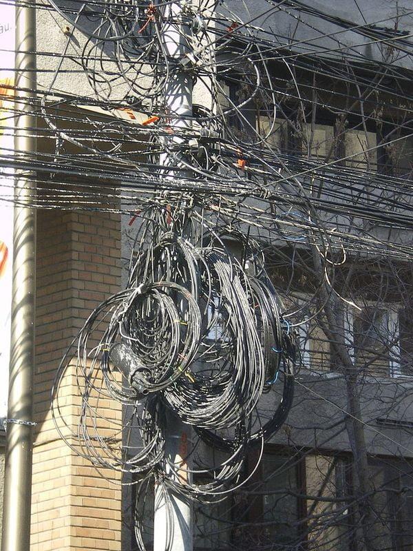 infrastructura fibra optica bucuresti