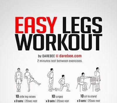 fitness exerciții
