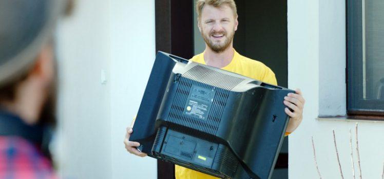 reciclare electronice si electrocasnice
