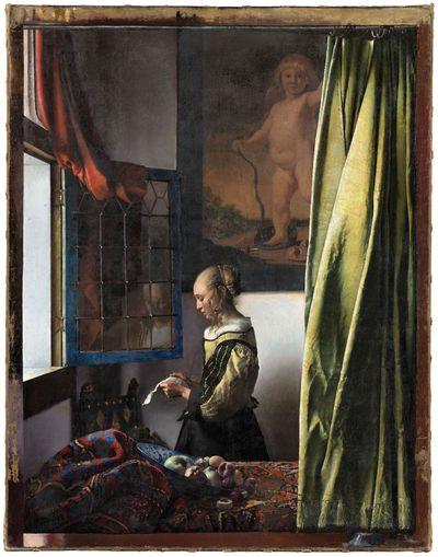 pictură olandeza